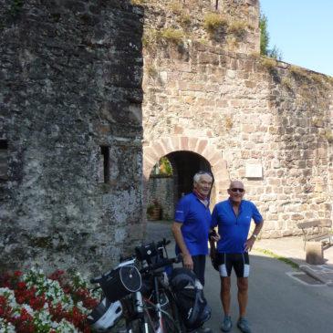 Pèlerinage à VTT sur les Chemins de Saint-Jacques (suite et fin)